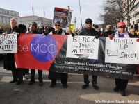 MCCDC March-for-Justice Black Lives Matter