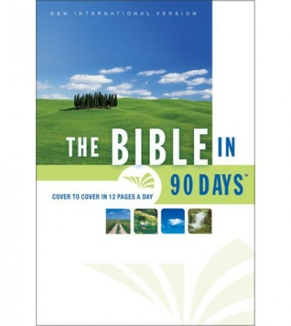 20150101bible-in-90-days