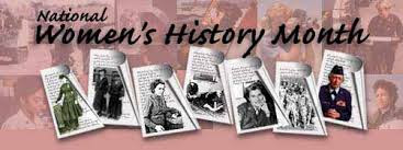 MCCDC women day of history