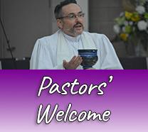 Pastors Welcome